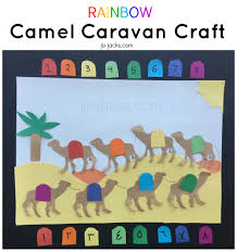camel crafts for kids jo jacks travel