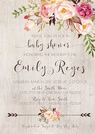baby shower invitations girl baby shower invitations for isura ink