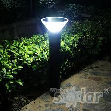 led driveway pole lights high illumination led solar driveway light buy led solar blue