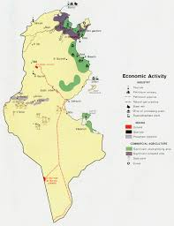 Resource Map Maps Of Tunisia Bizbilla Com