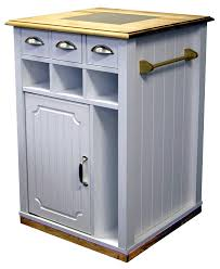 kitchen island trash bin buy mobile kitchen island trash bin w 3 shelf pantry