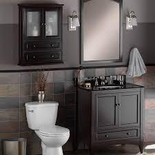 Espresso Wall Cabinet Bathroom by Foremost 23