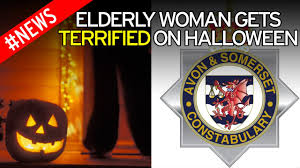 Wwe Pumpkin Carving Ideas by Terrified Pensioner U0027s Harrowing 999 Call After Cruel Halloween