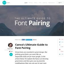 canva font pairing 20 typography mistakes every beginner makes and how you can avoid