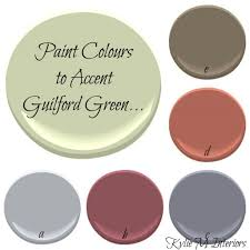 benjamin moore 2015 colour of the year u2013 guilford green