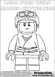 luke skywalker lego coloring periodic tables