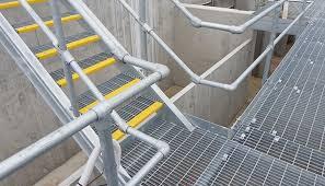 Galvanised Handrail Pipe Clamps Masterklamp Edgesmith