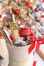 trader joe s gift baskets the christmas basket in 4 steps thewhitebuffalostylingco