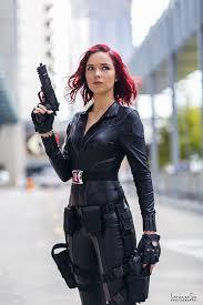 Black Widow Halloween Costume Ideas Shiiva Cosplay Australia Black Widow Photo Cosplay