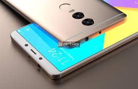 Redmi Note 5 Xiaomi Redmi Note 5 Renders Suggest Dual Cameras And Thin Bezel
