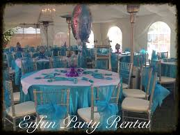 party rentals near me silver chiavari chairs frozen theme party at enfun party rental