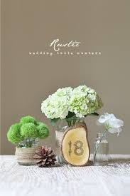 Wedding Table Numbers Ideas 20 Diy Wedding Table Number Ideas To Obsess Over