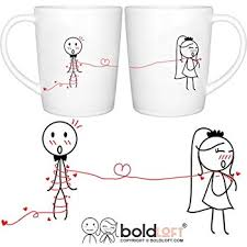 his and hers items boldloft tie the knot his hers wedding coffee mugs