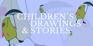 children s drawings stories