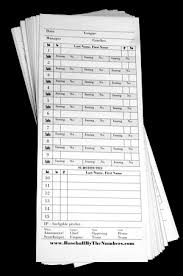 100 6 printable baseball score sheet keeping a clean