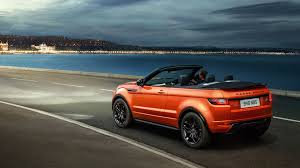 land rover convertible interior range rover evoque image gallery land rover uk