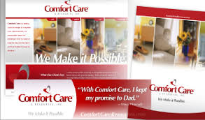 Comfort Resources Comfort Care Resources Inc Martingroup Identity Design
