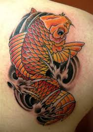 fashionable koi fish tattoo designs tattoomagz