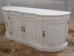 distressed white large buffet sideboard chic seasons