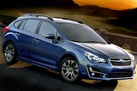 blue subaru hatchback photos subaru impreza gp gj vi facelift 2015 from article restyled
