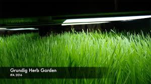 ifa 2016 grundig herb garden youtube