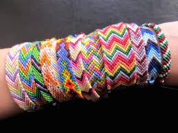 weave friendship bracelet images Hand woven high quality cotton friendship bracelets set of 5 jpg
