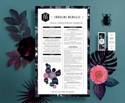 Compact Design Compact Clean Resume Design That Stands Out For More Resume