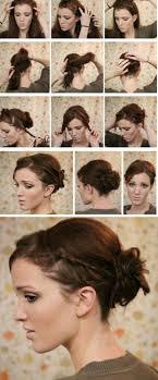 T Kische Hochsteckfrisurenen Selber Machen by 35 Besten Frisuren Bilder Auf Kurzes Haar Kurze Haare