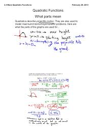 Quadratic Word Problems Worksheet With Answers Words Problems And Quadratic Equations