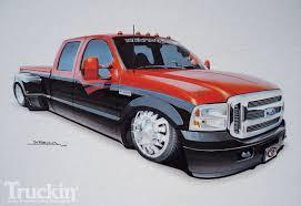 Ford F350 Used Truck Bed - ford f350 22 inch rims truckin u0027 magazine