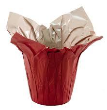 floral foil wrap pot covers foil bfg supply