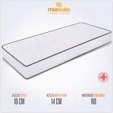 dimensioni materasso singolo materasso singolo in poliuretano materasso primavera h 16