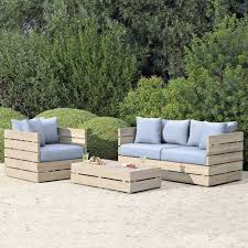 Best DIY Outdoor Sofa Images On Pinterest Outdoor Furniture - Table sofa chair