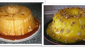 cuisine portugaise dessert pudding molotov recette par cuisine portugaise