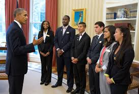 president obama in the oval office boys u0026 girls club youth of the year meets president obama dana