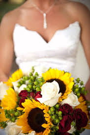 Sunflower Wedding Bouquet Best 25 Sunflower Wedding Flowers Ideas On Pinterest Rustic