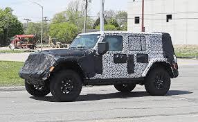 jeep scrambler 4 door 4 door wrangler pickup get diesel u2014 eventually