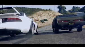 paul walker porsche crash paul walker lives on in gta v tribute video