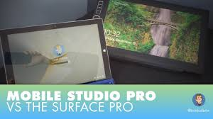 Home Designer Pro Vs Wacom Mobile Studio Pro Vs The Surface Pro Youtube