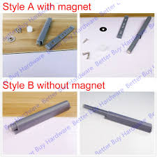 magnets for cupboard doors 2pcs stainless steel magnetic cabinet