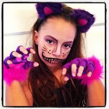 halloween makeup cheshire cat kids cool stuff holiday
