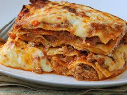 thanksgiving lasagna recipe pork lasagna recipe ian knauer food u0026 wine