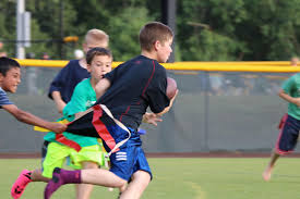 Nj Flag Football Local Youth Flag Football Leagues Provide Opportunity To Learn