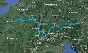 Central Europe Map by Road Trip Through Central Europe U0027s Winter Wonderland Rome By The