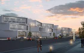 headquater toyota logistique nouaceur arpio architecte casablanca