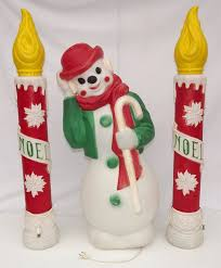 Vintage Outdoor Christmas Decorations Blow Mold by 57 Best Vintage Blow Molds Images On Pinterest Vintage Holiday