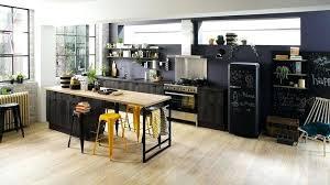 meuble central cuisine meuble central cuisine une cuisine avec arlot central ilot central