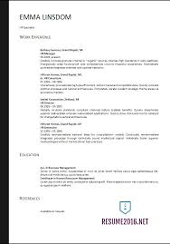What Your Resume Should Look Like In 2017 Money by Resume Templates Word 2017 61 Images Resume Format Simple