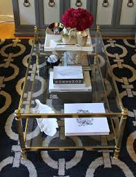 Glass And Gold Coffee Table Best 25 Gold Glass Coffee Table Ideas On Pinterest Best Coffee