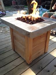 build a propane fire table how to build a propane fire pit backyard patios and yards with diy